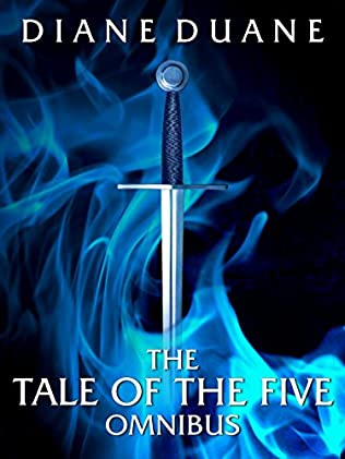 book cover of The Tale of the Five Omnibus