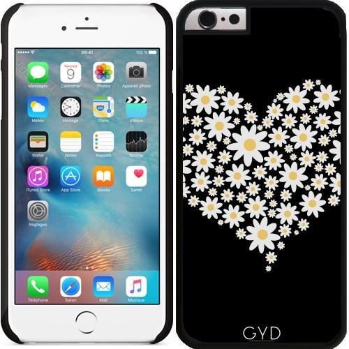 Coque pour Iphone 6 (4,7 '') - C?ur De Fleurs Blanches by ilovecotton