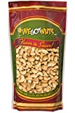 Roasted Unsalted Cashews ~ 2 lbs. - We Got Nuts