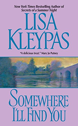 book cover of Somewhere I\'ll Find You