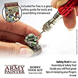 The Army Painter Hobby Tool Kit - 7-Piece Wargamers