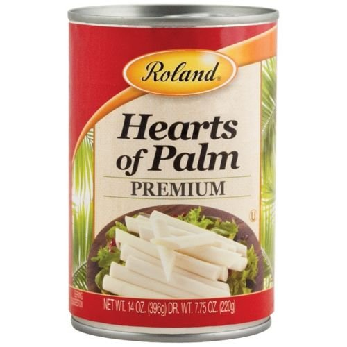 Roland Hearts of Palm, 14 Ounce -- 24 per case. by Roland