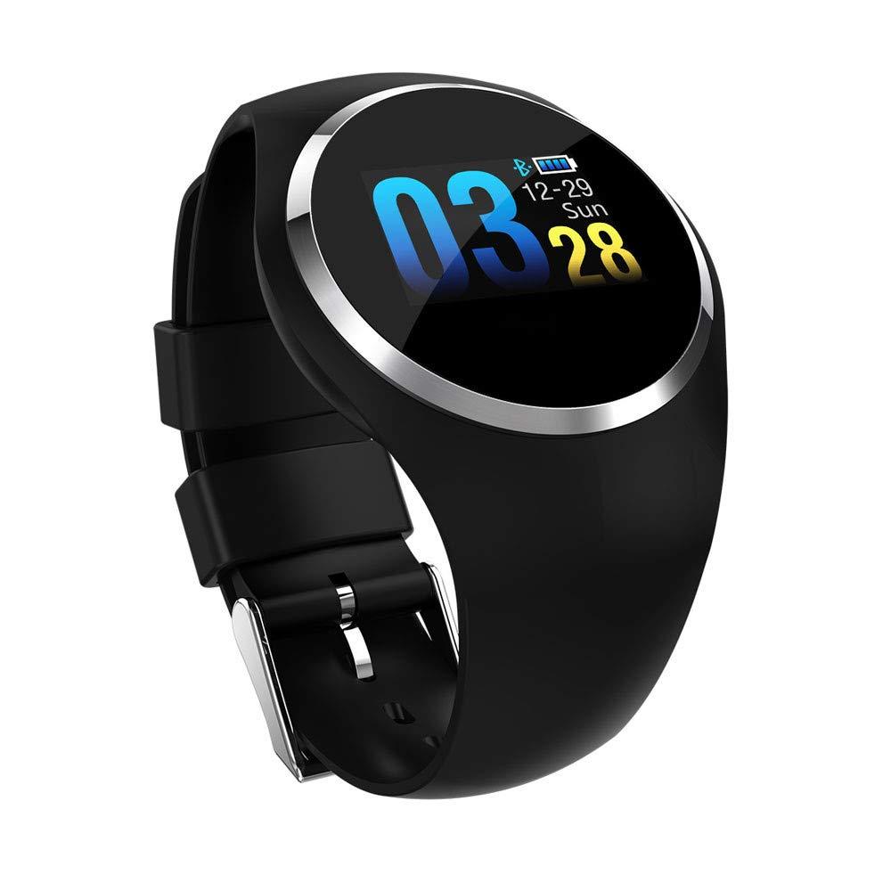 Skryo👍👍 Newwear Q1 Reloj inteligente Dispositivo de acero ...
