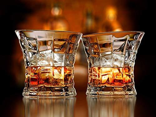 szczegółowe obrazy spotykać się najlepiej autentyczne SHOPUS | Ashcroft Empire Old Fashioned Whiskey Glass, Unique ...