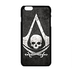Distinctive skull Cell Phone Case for iPhone plus 6
