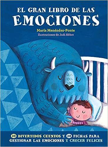 El gran libro de las emociones (INFANTIL): Amazon.es: Menéndez ...
