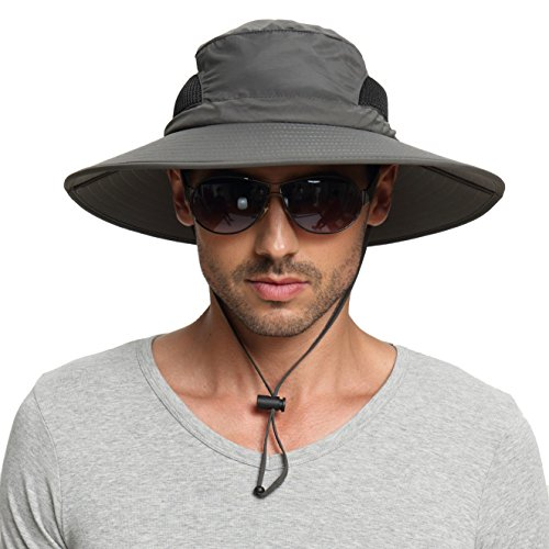 8d895451117 EINSKEY Men s Waterproof Sun Hat