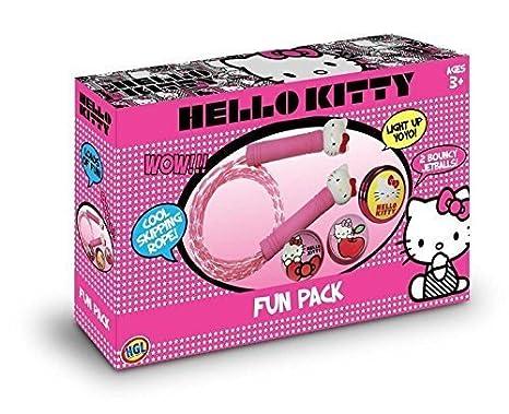 HGL Hello Kitty Skipping Rope Fun Pack