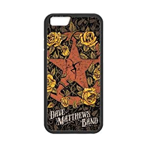 Painted dave matthews back phone Case cover iphone 6