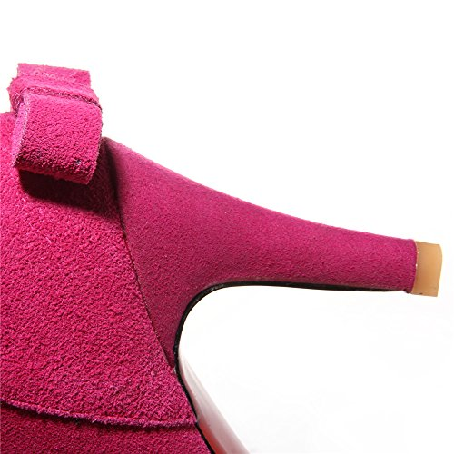 Nine SevenAnkle Boots - Botas mujer fucsia