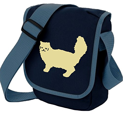 pour Cream Navy femme Cat Pixie Sac Bag à Bag à S l'épaule porter zqEBPPx