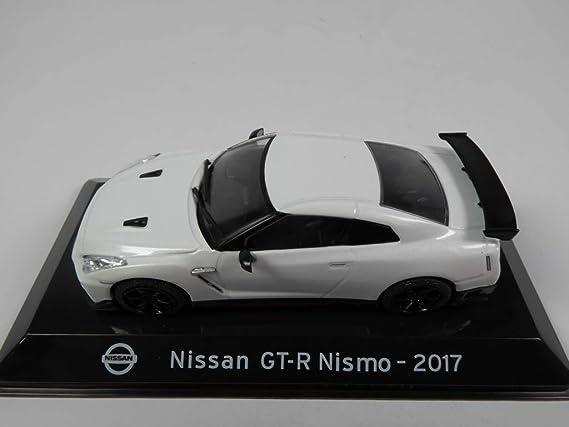 Opo 10 Auto 1 43 Kompatibel Mit Nissan Gt R Nismo 2017 Sc16 Spielzeug