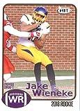 #8: 2018 SAGE Hit Premier Draft #2 Jake Wieneke South Dakota St. Football Card