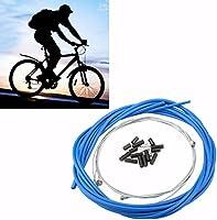 Cable de Freno de Bicicleta Juego de Cables de Freno Cable de Freno de Bicicleta MTB Bicicleta de Carretera Accesorios de Repuesto VGEBY1 Juego de Cables de Freno de Bicicleta
