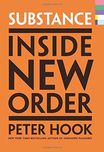 Image of Substance: Inside New Order