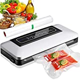Best Vacuum Sealers - Aobosi Vacuum Sealer Automatic Vacuum Machine with BPA Review