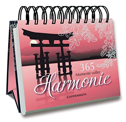 365 Momente voller Harmonie (Geschenkbücher für Erwachsene)