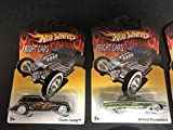 2007 Hot Wheels FRIGHT CARS Complete Set ALL EIGHT diecast cars