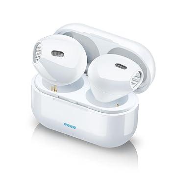Longshow - Auriculares inalámbricos TWS IP8X I7 Unilateral y binaural Bluetooth con Base de Carga Csr estéreo: Amazon.es: Bricolaje y herramientas