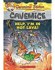 Help, I'm in Hot Lava! (Geronimo Stilton Cavemice #3)