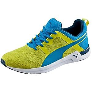 PUMA Men's Pulse XT Sport Fitness Shoe Trainers - US 10 - Sulphur Sprint
