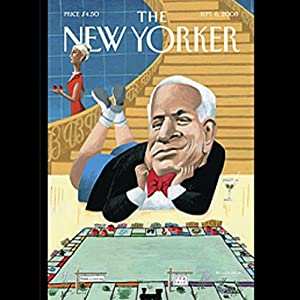 The New Yorker, September 8th, 2008 (Ian Parker, Amy Ozols, James Woods) Periodical