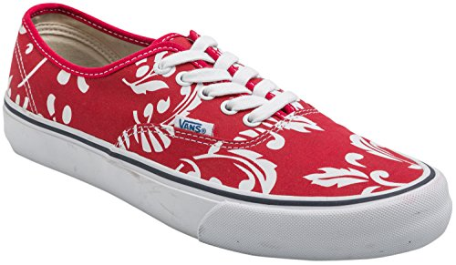 Vans Authentic Pro '66 50th Canvas Duke/Red/White 9.5uk