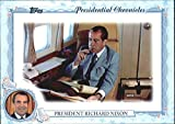 2015 Topps Archives Presidential Chronicles #PCRN Richard Nixon - NM-MT