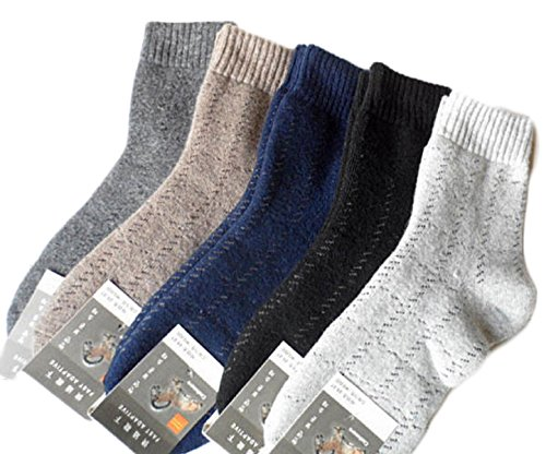 Lian LifeStyle Pairs Cashmere stripped