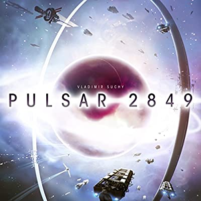 Czech Games Edition Pulsar 2849,Euro-Style Game: Toys & Games