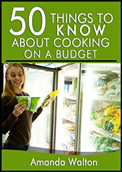 Things Know about Cooking Budget ebook product image
