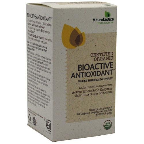 Futurebiotics Bioactive Antioxydant Veg-comprimés, 90-Count