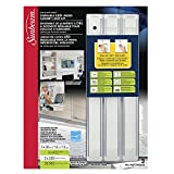 Sunbeam 30810554 12 inch Dimmable Ultra Slim LED Cabinet Light, 3 Pack, Wave Activated. Easy to Install. Plug in. Energy Saving. (3), 12'', 3 Piece