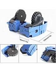 Oyster-Clean Replacement Wheels And Tires Module For Irobot Roomba 860 870 880 890 960 980
