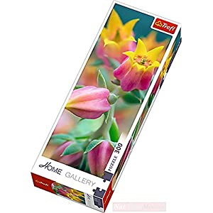 Trefl Trf75005 Boccioli Fiori Flowers In Bloom Puzzle Home Gallery Pz300 Compatibile Con