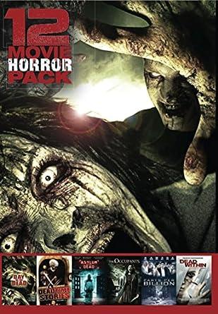 12 Film Horror Pack [USA] [DVD]: Amazon.es: Cine y Series TV