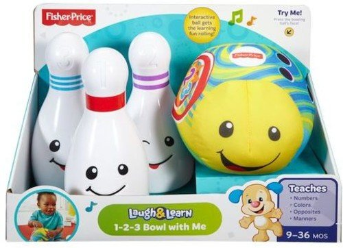 Fisher Price Laugh Learn 1 2 3 Bowl