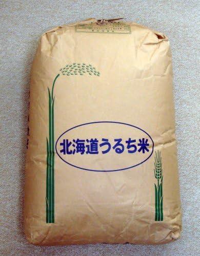 【玄米】 令和元年産 北海道産 厳選一等米 ふっくりんこ 30kg