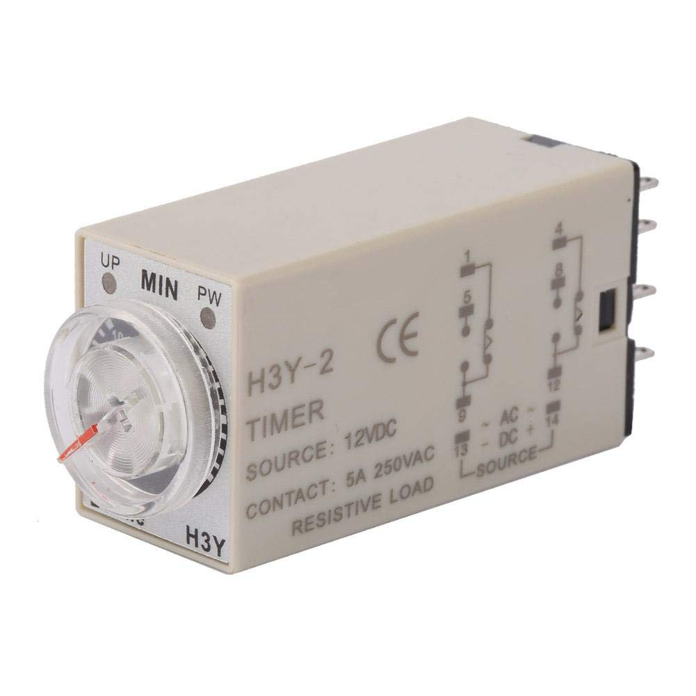 Electrical Relay Pin Numbers