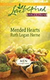 Mended Hearts (Love Inspired Larger Print)
