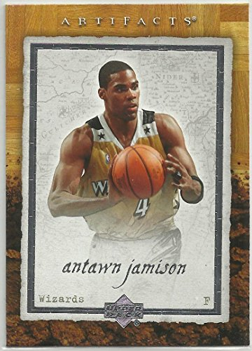 - Antawn Jamison 2007-08 Upper Deck Artifacts NBA Basketball Card #100 Washington Wizards