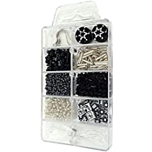 Fiona BB-06 Beads Box with FREE spacers and charms