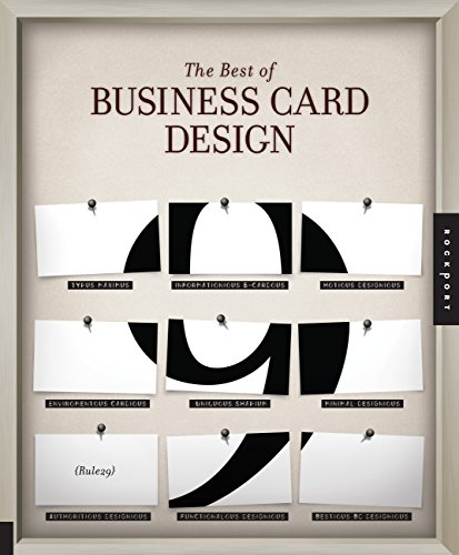 The Best of Business Card Design 9 (Business Card Design Ideas For Graphic Designers)