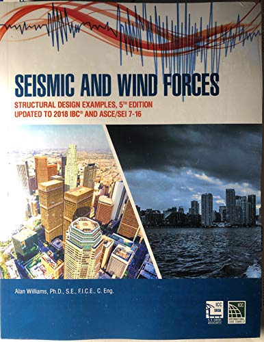 Seismic and Wind Forces: Structural Design Examples, 5th Edition