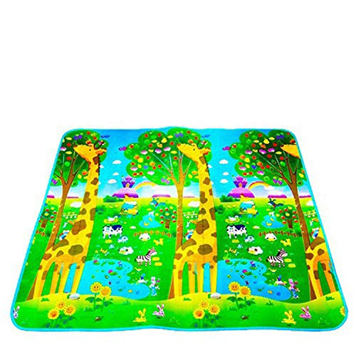 Baby Play Mat for Children Rug Toys for Children Kids Developing Rubber Playmat Eva Foam Puzzles ()