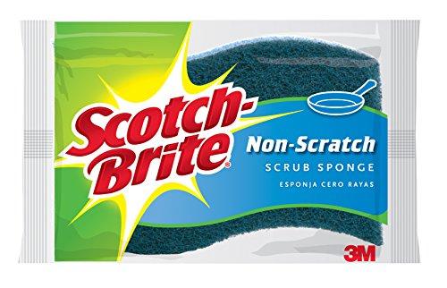 Scotch-Brite Non-Scratch Scrub Sponge, 12-Sponges ()