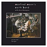 Manfred Mann's Earth Band: Criminal Tango (Audio CD)