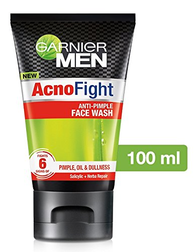 Garnier Acno Fight Face Wash for Men, 100ml product image