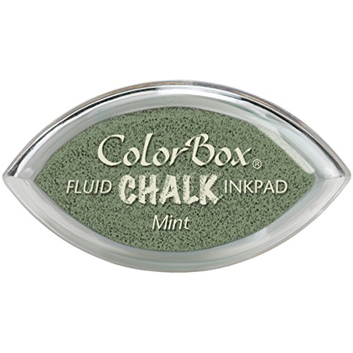 Clearsnap Color Box Fluid Chalk Cat's Eye Ink Pad, Mint - Fluid Chalk Ink Pad