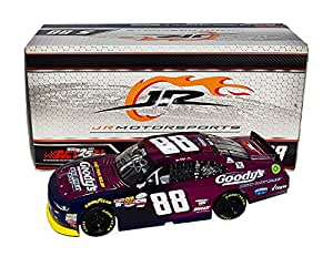 AUTOGRAPHED 2017 Dale Earnhardt Jr. #88 Goodys Mixed Fruit Blasts Racing (Xfinity Series) JR Motorsports Signed Lionel 1/24 NASCAR Diecast Car with COA (#210 of only 793 produced!)